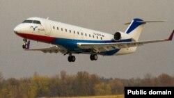 """""""Ак Барс Аэро""""ның CRJ-200 очкычы"""