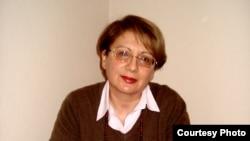 Правозащитница Лейла Юнус. Архивное фото