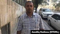 """""""infoaz.org"""" saytının rəhbəri Namiq Cəfərli. 18avq2017"""