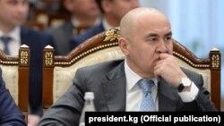 Алтынбек Сулайманов.