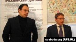 Міхась Пашкевіч, Андрэй Дзьмітрыеў