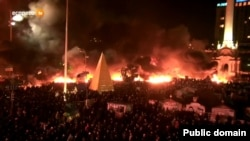 Украина – Кхерамазаллин ницкъийн тIелатар, 18Чил2014