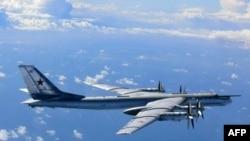 Cтратегический бомбардировщик Ту-95