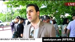 Адвокат Тигран Егорян, 27 июня 2017 г.