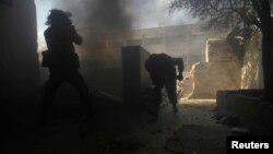 Сирия, Алеппо. 9-апрель, 2014-жыл.