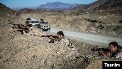 مقام ارشد نظامی ایران میگوید عربستان سعودی از حملات داخل خاک ایران حمایت میکند. (عکس تزیینی است).