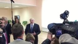 Лукашенко сайлау туралы
