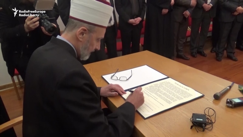 Belgrade Religious Leaders Send Messages Of Peace