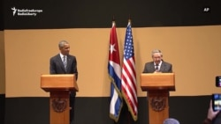 Obama, Castro Discuss Economic Blockade, Human Rights