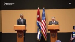 Obama, Castro Discuss Economic Blockade, Human Rights