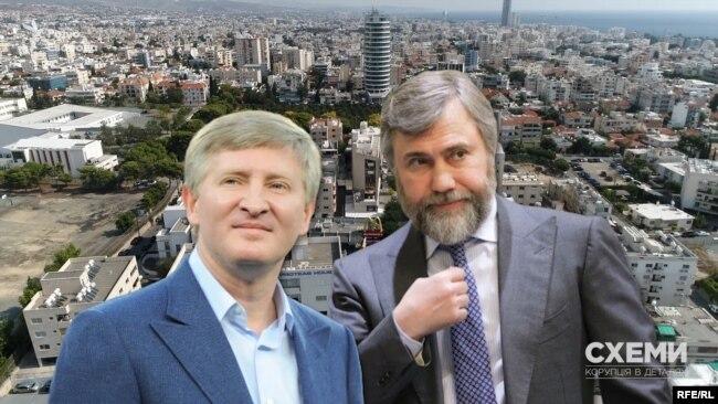 Misandaiko Holdings Ltd володіє низкою акцій Дніпровського коксохіму, який група «Метінвест» Новинского та Ахметова придбала у 2018 році