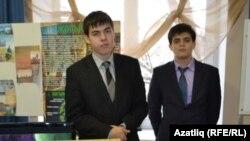 Сабир Кадыйров һәм Рамир Ганиев