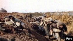 من الحرب العراقية الإيرانية في الثمانينات