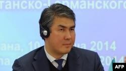 Аким Астаны Асет Исекешев. Архивное фото.