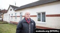 Сяргей Арынкін вярнуўся да бацькоў у Лошыцу ў 1970-я