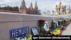 Мәскәү үзәгендә Немцов атып үтерелгән күпер