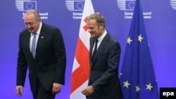 Подводя итог визиту в Брюссель, президент Георгий Маргвелашвили заверил, что власти постараются сделать все, чтобы убедить страны-оппоненты положительно решить вопрос отмены визового режима для Грузии