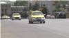 Tajikistan - taxi