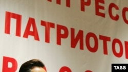 Лидер партии «Патриоты России» Геннадий Семигин