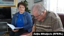 Mito sa suprugom Jakicom, bolesničke dane 'liječio' je pišući stihove i prozu