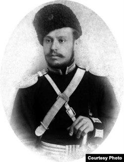 Леонид Волков (1870 – 21.07.1900)