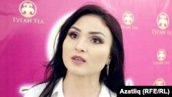 Гүзәл Әхмәтова
