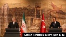 Իրանի և Թուրքիայի արտգործնախարարների համատեղ ասուլիսը։ Ստամբուլ, 29-ը հունվարի, 2021