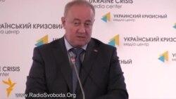 Чумак розмовляв у Криму з українськими та російськими військовими