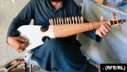 د افغاني موسیقۍ یوه سیمهییزه اله رباب