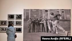 Goranka sporija od automatskog fotografisanja, članovi grupe EKV