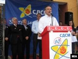 Црвенковски е мета на критики на поранешни високи функционери на СДСМ.