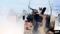 Ауғанстандағы халықаралық коалиция құрамындағы Австралия әскерилері.