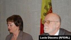 Lise Christoffersen și Piotr Wach, coraportori APCE