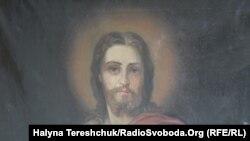 ікона авторства Софії Фредро-Шептицької