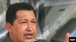 Chavez is all thumbs.