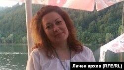 Мария Тенчева