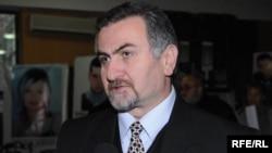 Грузинский адвокат и правозащитник Гела Николаишвили