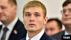 Кандидат в губернаторы Хакасии от КПРФ Валентин Коновалов
