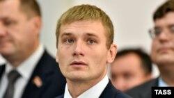 Новый губернатор Хакасии Валентин Коновалов