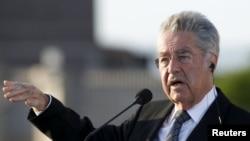 Колишній президент Австрії Гайнц Фішер