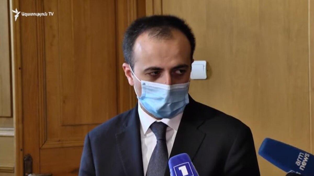 Арсен Торосян: Пока рано говорить о снижении числа заражений коронавирусом