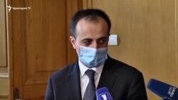 Արսեն Թորոսյան. Հայաստանում կորոնավիրուսի վարակի անկման մասին դեռ վաղ է խոսել