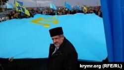 Голова Меджлісу кримськотатарського народу Рефат Чубаров, 24 вересня 2016 року