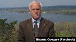 Василь Овчарук у Каневі