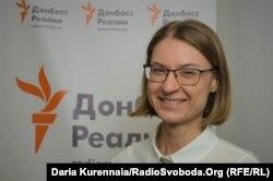 Елена Шкарпова, медиа-директор VoxUkraine и редактор проекта VoxCheck