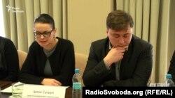 Ірина Супрун, одна з 16 позаштатних радників тимчасового виконувача обов'язків голови Держгеонадр Миколи Бояркіна