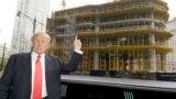 Детство Дональда Трампа, родившегося в 1946 году, прошло в богатой нью-йоркской семье.