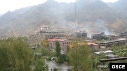 Ալավերդու պղնձի հանքը Լոռու մարզում