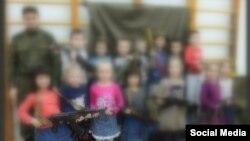 День захисника Вітчизни у петербурзькому дитсадку