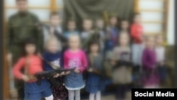 День защитника Отечества в петербургском детском саду